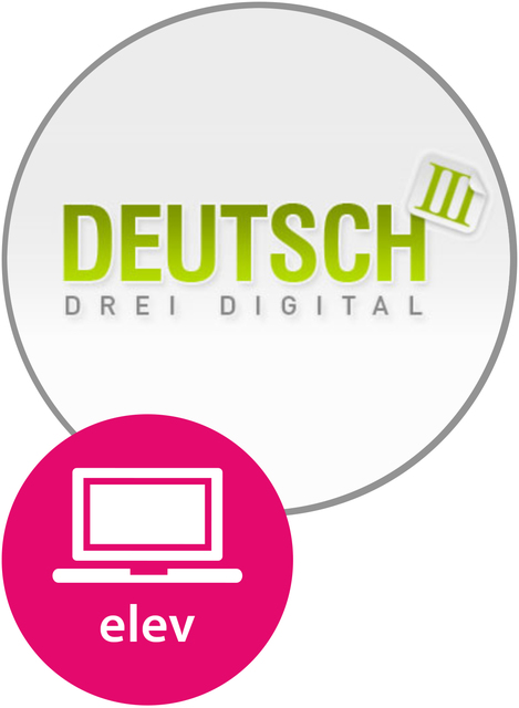 Deutsch Drei Digital. Tysk III