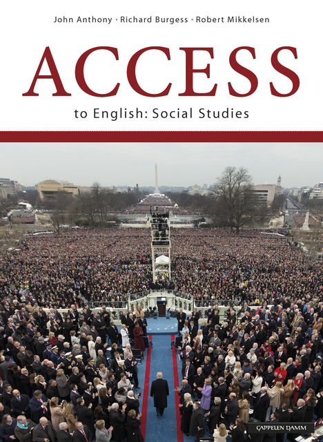 Omslag - Access to English: Social Studies
