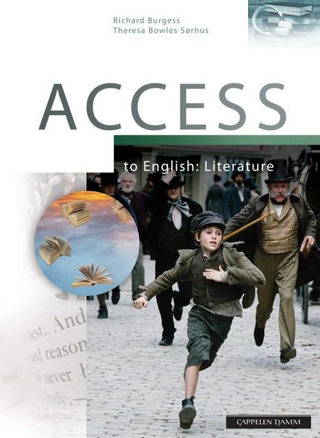 Omslag - Access to English: Literature