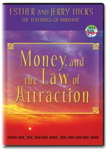 Money, and the Law of Attraction av Esther og Jerry Hicks (DVD)