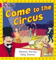Come to the Circus: Band 01b/Pink B av Damien Harvey (Heftet)