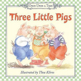 Omslag - Three Little Pigs Board Book