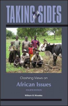 Clashing Views on African Issues av William G. Moseley (Heftet)
