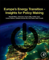 Omslag - Europe's Energy Transition
