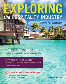 Exploring the Hospitality Industry Management and Plus MyHospitalityLab with Pearson eText - Access Card Package av Pearson Education og John R. Walker (Blandet mediaprodukt)