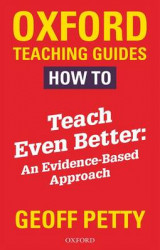 Omslag - How to Teach Even Better: An Evidence-Based Approach