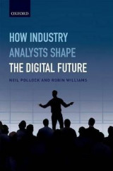 Omslag - How Industry Analysts Shape the Digital Future