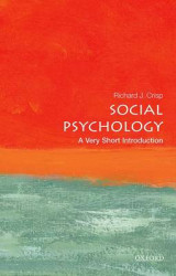 Omslag - Social Psychology: A Very Short Introduction