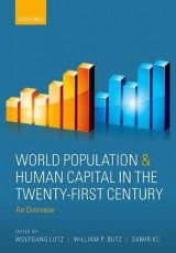 Omslag - World Population & Human Capital in the Twenty-First Century
