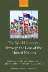 Omslag - The World Economy through the Lens of the United Nations