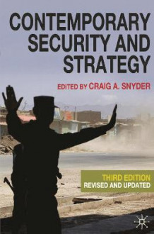 Contemporary Security and Strategy (Innbundet)