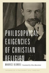 Omslag - Philosophical Exigencies of Christian Religion