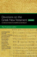 Omslag - Devotions on the Greek New Testament, Volume Two