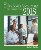 Omslag - Using QuickBooks (R) Accountant 2018 for Accounting (with Quickbooks Desktop 2018 Printed Access Card)