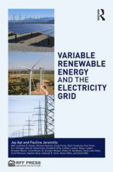 Omslag - Variable Renewable Energy and the Electricity Grid
