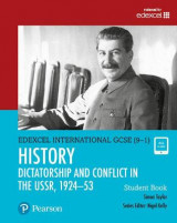 Omslag - Edexcel International GCSE (9-1) History Dictatorship and Conflict in the USSR, 1924-53 Student Book