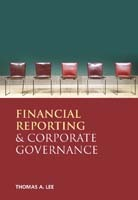 Financial Reporting and Corporate Governance av Thomas A. Lee (Heftet)