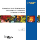 Omslag - Proceedings of the 8th International Symposium on Crystallization in Glasses and Liquids