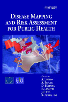 Advanced Methods of Disease Mapping and Risk Assessment for Public Health Decision Making (Innbundet)