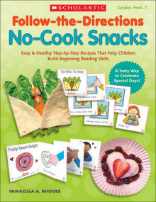 Follow-The-Directions: No-Cook Snacks av Immacula Rhodes (Heftet)