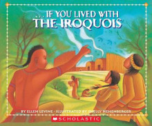 If You Lived with the Iroquois av Ellen Levine (Heftet)