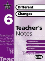 Omslag - New Star Science Yr 6/P7 Different Changes Teacher Notes