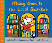 Maisy Goes to the Local Bookstore av Lucy Cousins (Innbundet)