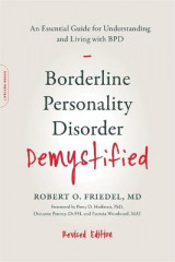 Omslag - Borderline Personality Disorder Demystified, Revised Edition