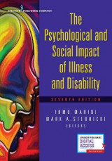 Omslag - The Psychological and Social Impact of Illness and Disability