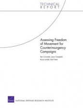 Assessing Freedom of Movement for Counterinsurgency Campaigns av Jason J. Campbell, Ben Connable, Gail Fisher og Bryce Loidolt (Heftet)