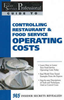 The Food Service Professionals Guide to Controlling Restaurant and Food Service Operating Costs av Cheryl Lewis og Douglas Robert Brown (Heftet)