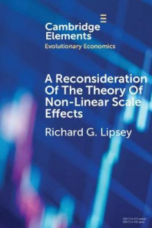 A Reconsideration of the Theory of Non-Linear Scale Effects av Richard G. Lipsey (Heftet)