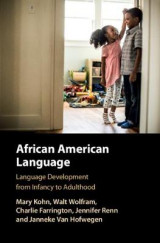 Omslag - African American Language