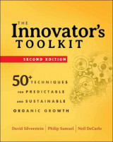 Omslag - The Innovator's Toolkit