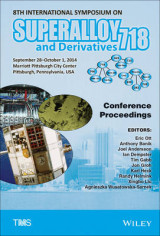 Omslag - 8th International Symposium on Superalloy 718 and Derivatives