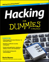 Omslag - Hacking For Dummies