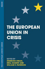 Omslag - The European Union in Crisis