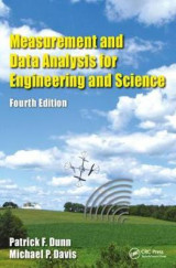 Omslag - Measurement and Data Analysis for Engineering and Science, Fourth Edition