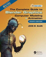 Omslag - The Complete Guide to Blender Graphics