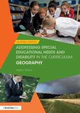 Omslag - Addressing Special Educational Needs and Disability in the Curriculum: Geography