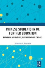Omslag - Chinese Students in UK Further Education