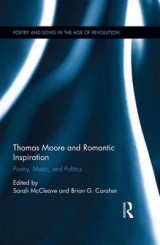 Omslag - Thomas Moore and Romantic Inspiration