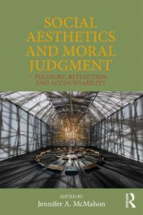 Omslag - Social Aesthetics and Moral Judgment