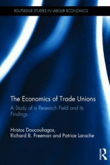 Omslag - The Economics of Trade Unions
