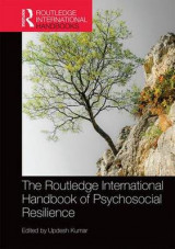 Omslag - The Routledge International Handbook of Psychosocial Resilience
