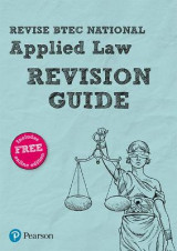 Omslag - Revise BTEC National Applied Law Revision Guide