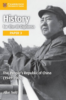 History for the IB Diploma Paper 3 the People's Republic of China (1949-2005): Paper 3 av Allan Todd (Heftet)