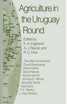Agriculture in the Uruguay Round 1994 (Heftet)