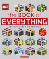 Omslag - LEGO: The Book of Everything