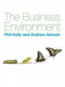 The Business Environment (with CourseMate and eBook Access Card) av Phil Kelly og Andrew Ashwin (Heftet)